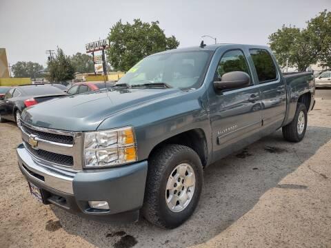 2011 Chevrolet Silverado 1500 for sale at Larry's Auto Sales Inc. in Fresno CA