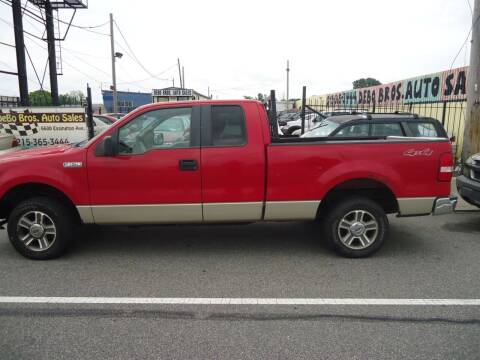 2007 Ford F-150 for sale at Debo Bros Auto Sales in Philadelphia PA
