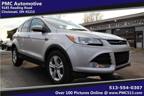 2013 Ford Escape for sale at PMC Automotive in Cincinnati OH
