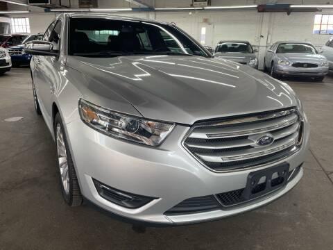 2018 Ford Taurus for sale at John Warne Motors in Canonsburg PA