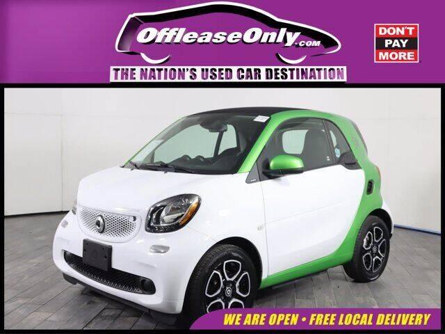 2018 Smart fortwo electric drive for sale in Miami, FL