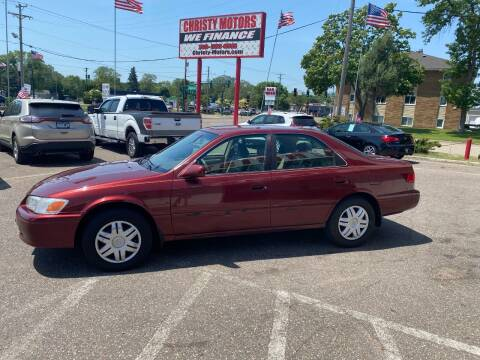 2000 Toyota Camry for sale at Christy Motors in Crystal MN