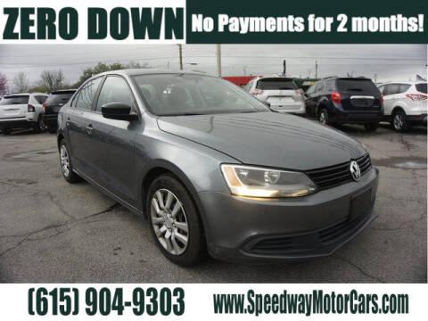 2013 Volkswagen Jetta for sale at Speedway Motors in Murfreesboro TN