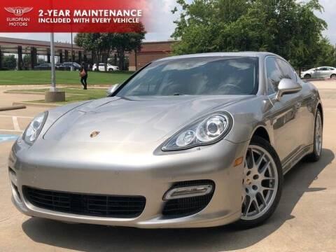 2010 Porsche Panamera for sale at European Motors Inc in Plano TX