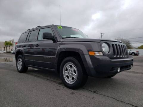 2015 Jeep Patriot for sale at All Star Mitsubishi in Corpus Christi TX