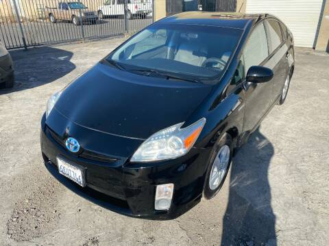 2010 Toyota Prius for sale at 101 Auto Sales in Sacramento CA
