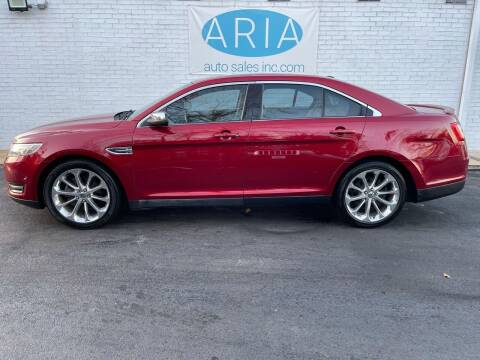 2013 Ford Taurus for sale at ARIA  AUTO  SALES in Raleigh NC