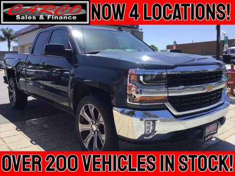 2018 Chevrolet Silverado 1500 for sale at CARCO SALES & FINANCE - CARCO OF POWAY in Poway CA