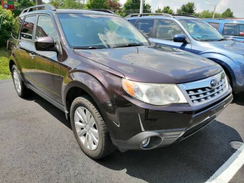 2013 Subaru Forester for sale at KRIS RADIO QUALITY KARS INC in Mansfield OH
