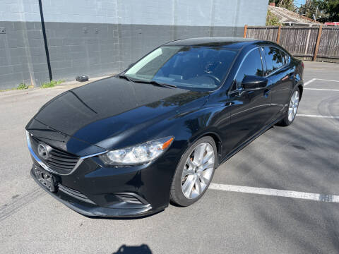 2017 Mazda MAZDA6 for sale at APX Auto Brokers in Lynnwood WA