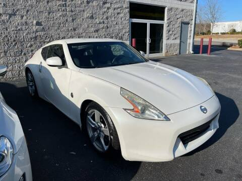 2010 Nissan 370Z for sale at Weaver Motorsports Inc in Cary NC