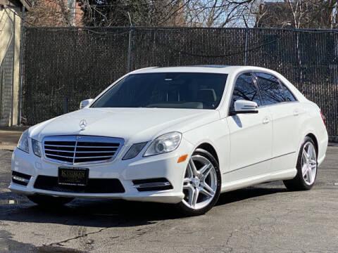 2013 Mercedes-Benz E-Class for sale at Kugman Motors in Saint Louis MO
