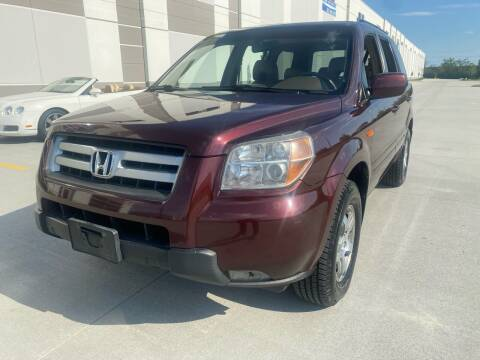 2008 Honda Pilot for sale at Quality Auto Sales And Service Inc in Westchester IL