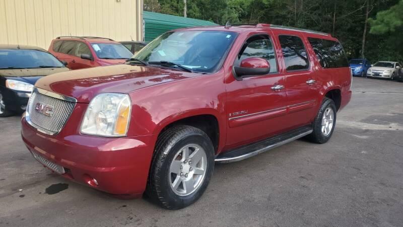 2007 GMC Yukon XL for sale at GEORGIA AUTO DEALER, LLC in Buford GA