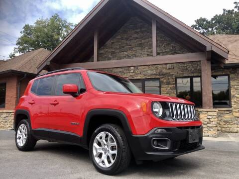 2015 Jeep Renegade for sale at Auto Solutions in Maryville TN