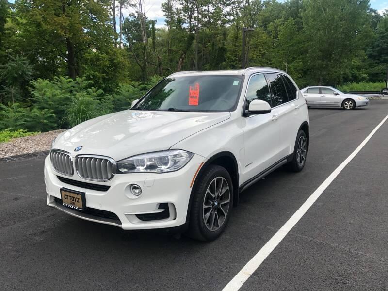 2017 BMW X5 for sale at GT Toyz Motorsports & Marine in Halfmoon NY