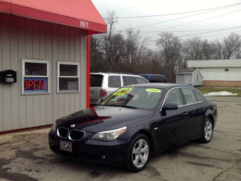 2006 BMW 5 Series for sale at Midwest Auto & Truck 2 LLC in Mansfield OH