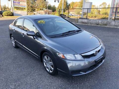 2011 Honda Civic for sale at KARMA AUTO SALES in Federal Way WA