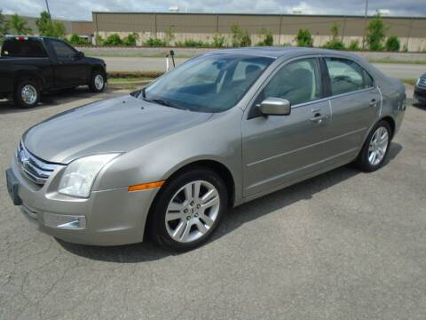 2009 Ford Fusion for sale at H & R AUTO SALES in Conway AR