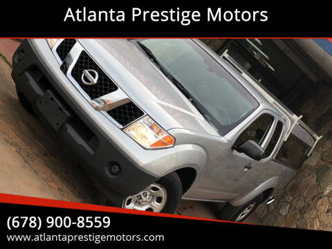 2007 Nissan Frontier for sale at Atlanta Prestige Motors in Decatur GA