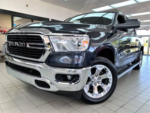 2019 RAM Ram Pickup 1500 for sale at SAINT CHARLES MOTORCARS in Saint Charles IL