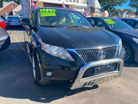 2011 Lexus RX 350 for sale at GRAND USED CARS  INC in Little Ferry NJ