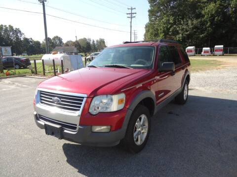 2006 Ford Explorer for sale at Street Source Auto LLC in Hickory NC