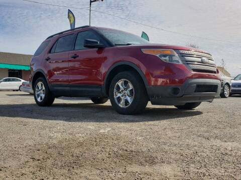 2013 Ford Explorer for sale at LR AUTO INC in Santa Ana CA