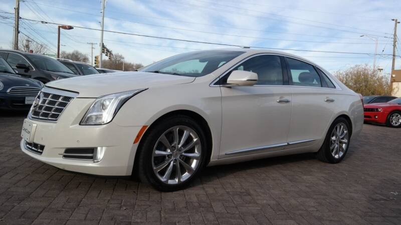 2013 Cadillac XTS for sale at Cars-KC LLC in Overland Park KS