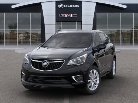 2020 Buick Envision for sale at COYLE GM - COYLE NISSAN - New Inventory in Clarksville IN
