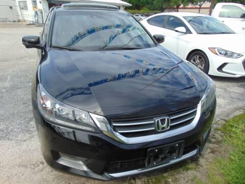 2015 Honda Accord for sale at Payday Motor Sales in Lakeland FL