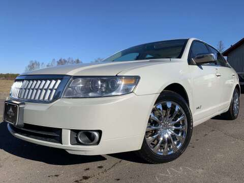 2007 Lincoln MKZ for sale at LUXURY IMPORTS in Hermantown MN