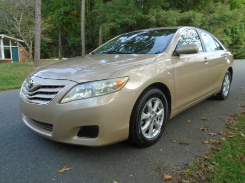 2011 Toyota Camry for sale at City Imports Inc in Matthews NC