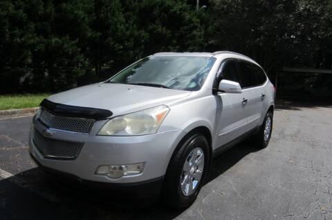 2009 Chevrolet Traverse for sale at Key Auto Center in Marietta GA