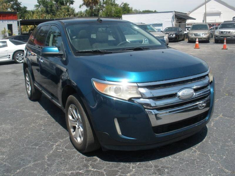 2011 Ford Edge for sale at Priceline Automotive in Tampa FL