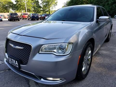 2016 Chrysler 300 for sale at Ultra Auto Center in North Attleboro MA
