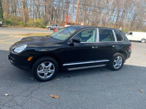 2006 Porsche Cayenne for sale at Classic Car Deals in Cadillac MI