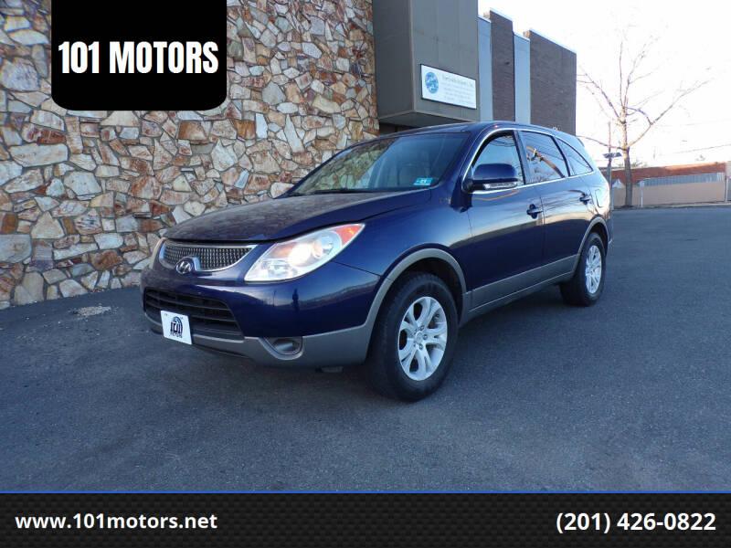 2008 Hyundai Veracruz for sale at 101 MOTORS in Hasbrouck Height NJ