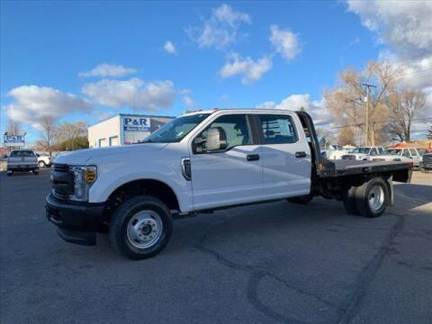 2019 Ford F-350 Super Duty for sale at P & R Auto Sales in Pocatello ID