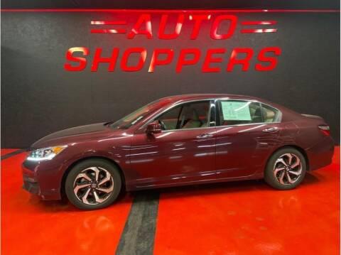 2017 Honda Accord for sale at AUTO SHOPPERS LLC in Yakima WA