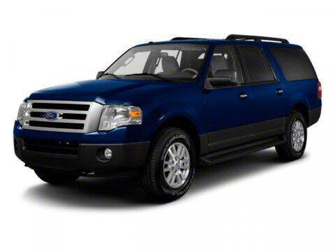 2013 Ford Expedition EL for sale at Hawk Ford of St. Charles in St Charles IL
