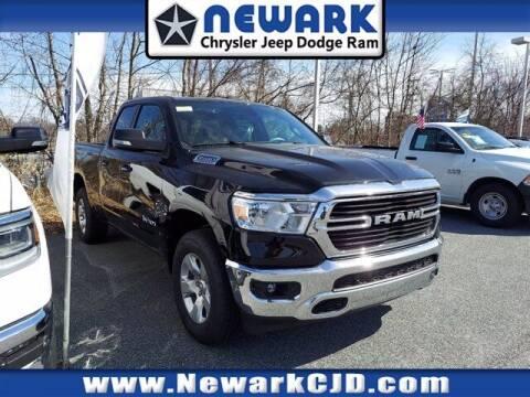 2021 RAM Ram Pickup 1500 for sale at NEWARK CHRYSLER JEEP DODGE in Newark DE