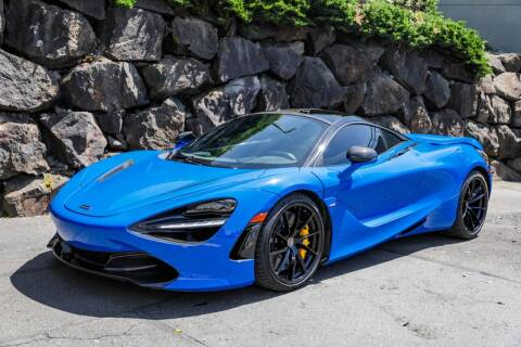 2018 McLaren 720S for sale at Zadart in Bellevue WA