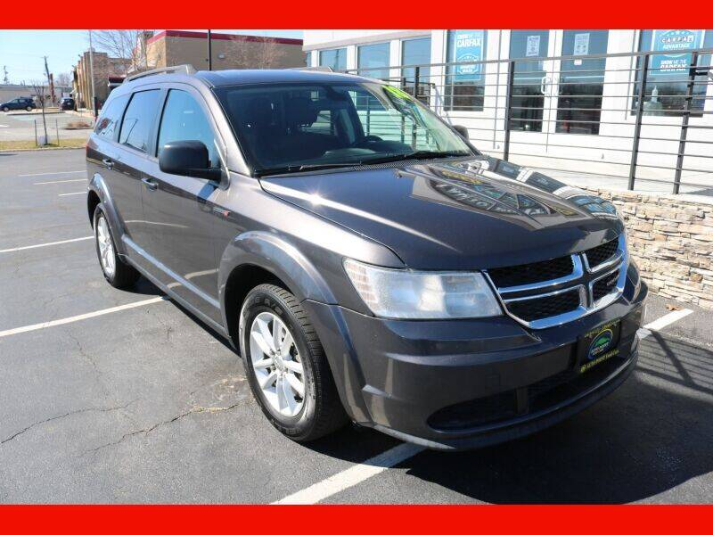 2018 Dodge Journey for sale at AUTO POINT USED CARS in Rosedale MD