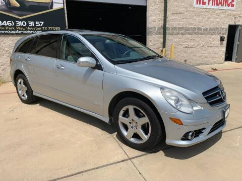 2010 Mercedes-Benz R-Class for sale at KAYALAR MOTORS Mechanic in Houston TX
