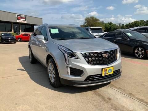 2020 Cadillac XT5 for sale at KIAN MOTORS INC in Plano TX
