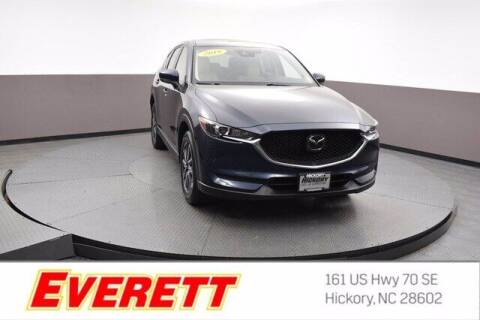 2018 Mazda CX-5 for sale at Everett Chevrolet Buick GMC in Hickory NC