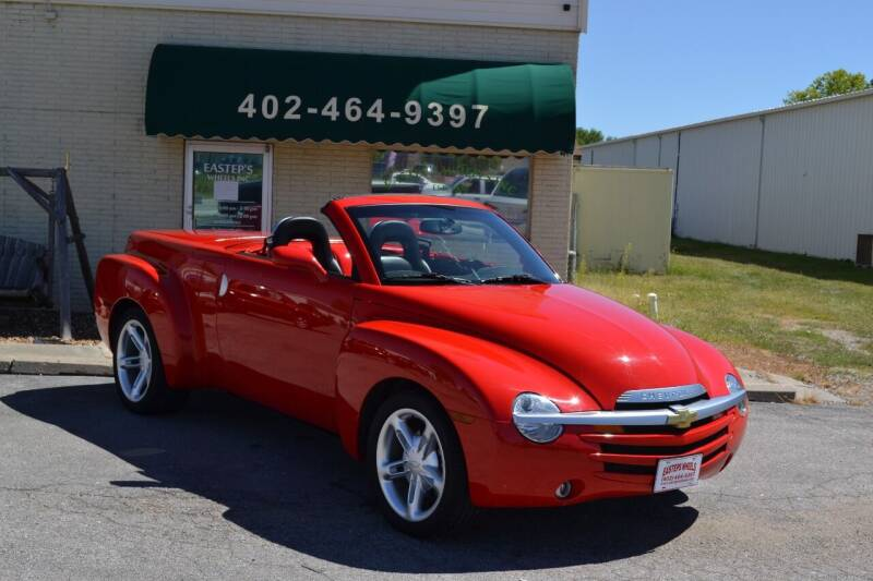 2003 Chevrolet SSR for sale at Eastep's Wheels in Lincoln NE