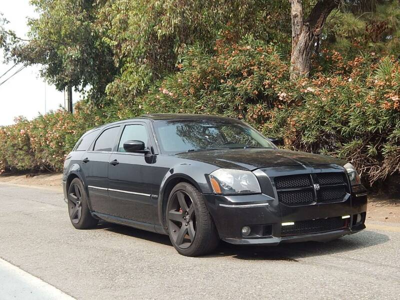 2007 Dodge Magnum for sale at Crow`s Auto Sales in San Jose CA