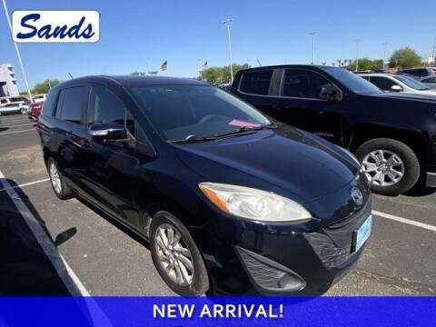 2014 Mazda MAZDA5 for sale at Sands Chevrolet in Surprise AZ
